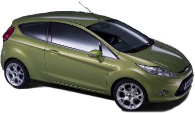 Présentation de la nouvelle génération de Ford Fiesta, apparue en 2009.